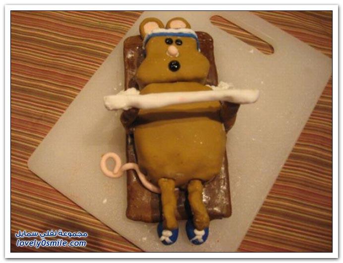 الكيك اشكال والوان...شاهد Cake-forms-and-colors-005