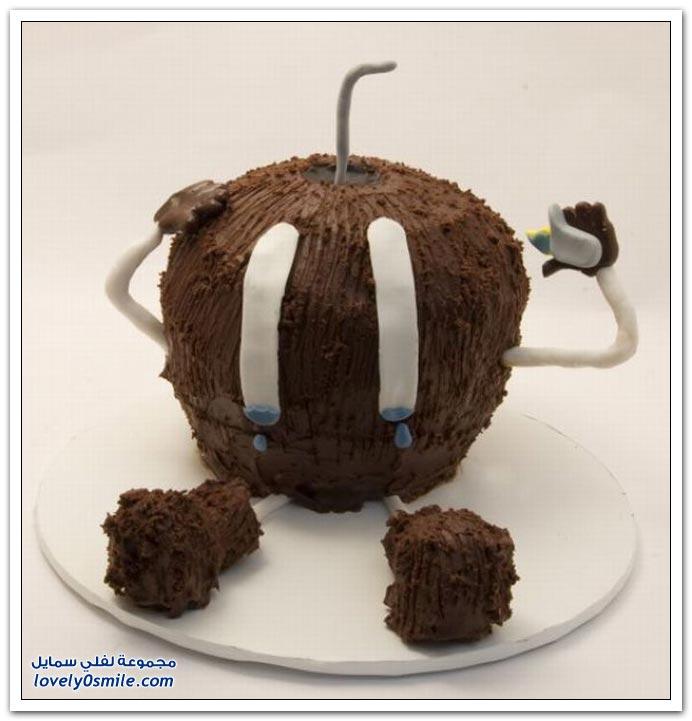 الكيك اشكال والوان...شاهد Cake-forms-and-colors-007