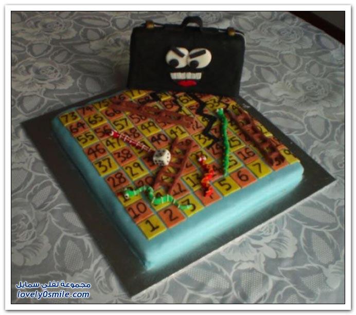 الكيك اشكال والوان...شاهد Cake-forms-and-colors-014