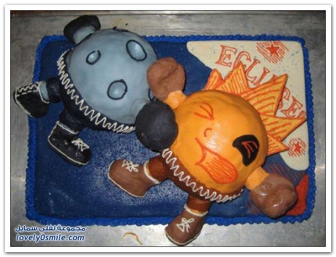 الكيك اشكال والوان...شاهد Cake-forms-and-colors-019