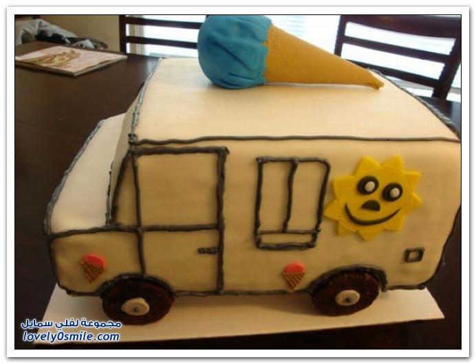 الكيك اشكال والوان...شاهد Cake-forms-and-colors-022