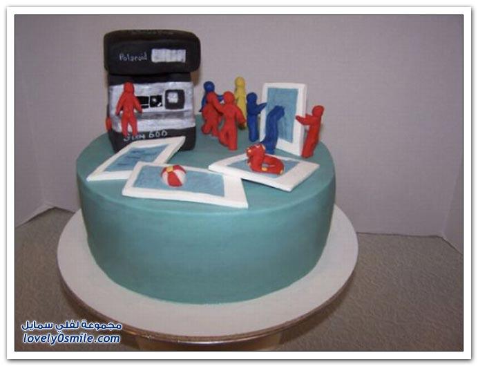 الكيك اشكال والوان...شاهد Cake-forms-and-colors-028