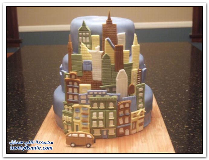 الكيك اشكال والوان...شاهد Cake-forms-and-colors-035