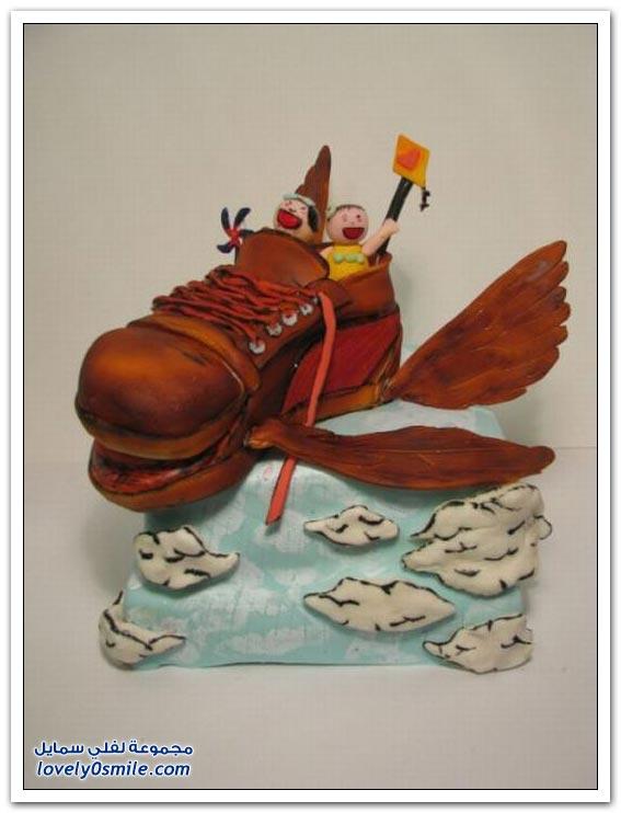 الكيك اشكال والوان...شاهد Cake-forms-and-colors-036