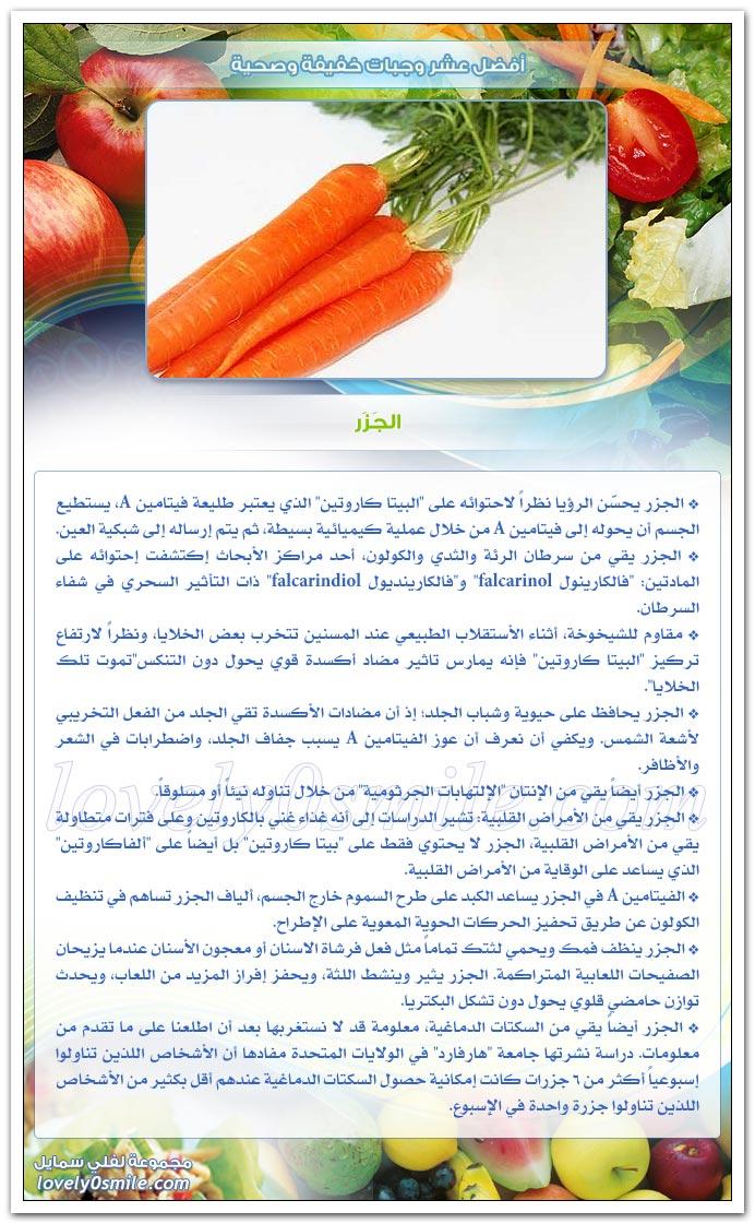 أفضل عشر وجبات خفيفة وصحية Top10HealthySnacks-08