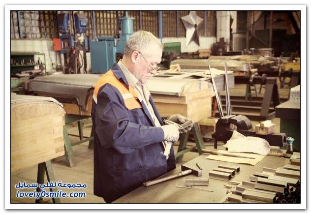 مصنع شركة زيل الروسية للسيارات والمعدات الثقيلة Russian-ZIL-factory-for-cars-and-equipment-Althagah-17
