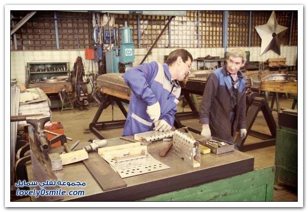 مصنع شركة زيل الروسية للسيارات والمعدات الثقيلة Russian-ZIL-factory-for-cars-and-equipment-Althagah-19