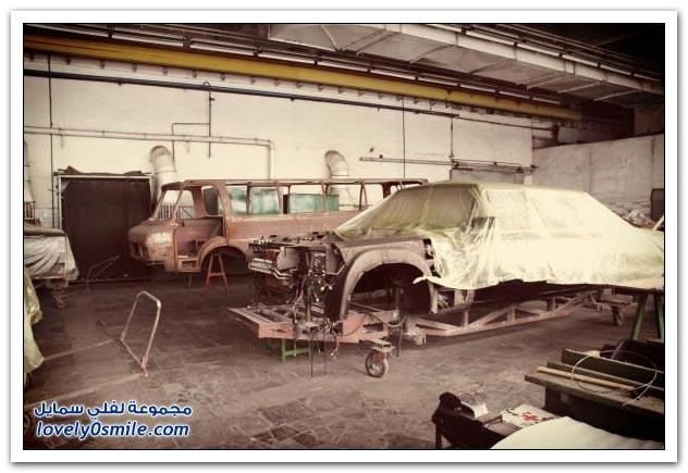 مصنع شركة زيل الروسية للسيارات والمعدات الثقيلة Russian-ZIL-factory-for-cars-and-equipment-Althagah-25