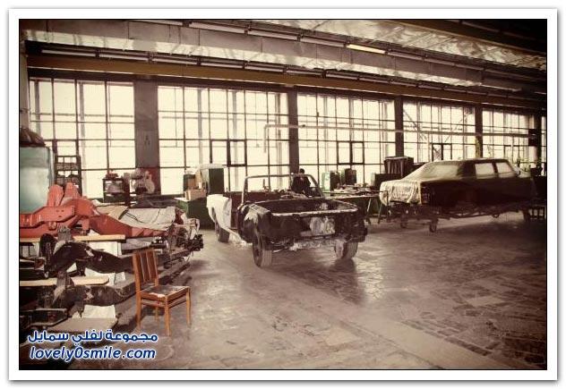 مصنع شركة زيل الروسية للسيارات والمعدات الثقيلة Russian-ZIL-factory-for-cars-and-equipment-Althagah-27