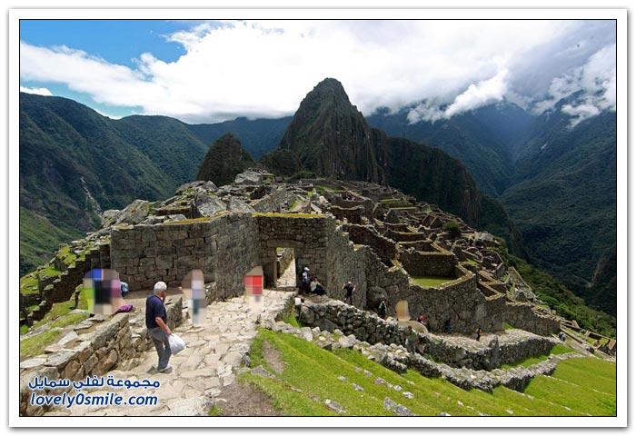 المدينة المفقودة مدينة ماتشو بيتشو لشعب الإنكا في البيرو Machu-Picchu-city-of-the-Inca-people-in-Peru-02