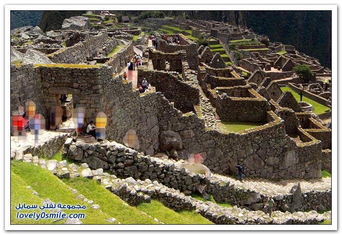 المدينة المفقودة مدينة ماتشو بيتشو لشعب الإنكا في البيرو Machu-Picchu-city-of-the-Inca-people-in-Peru-04