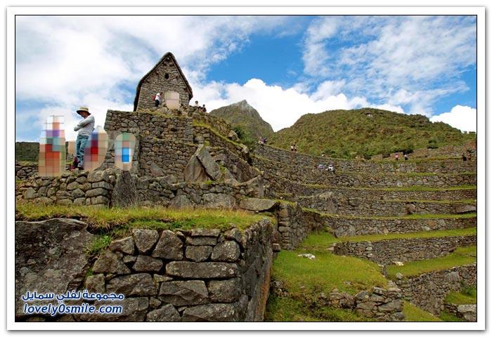المدينة المفقودة مدينة ماتشو بيتشو لشعب الإنكا في البيرو Machu-Picchu-city-of-the-Inca-people-in-Peru-05