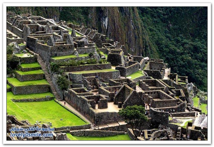 المدينة المفقودة مدينة ماتشو بيتشو لشعب الإنكا في البيرو Machu-Picchu-city-of-the-Inca-people-in-Peru-06