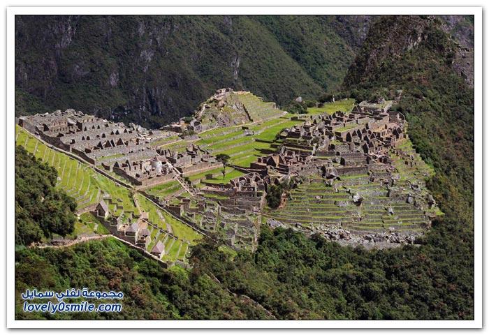 المدينة المفقودة مدينة ماتشو بيتشو لشعب الإنكا في البيرو Machu-Picchu-city-of-the-Inca-people-in-Peru-07