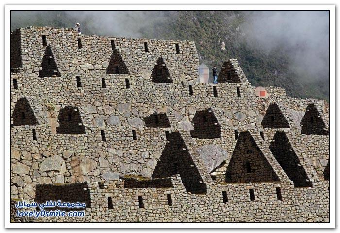 المدينة المفقودة مدينة ماتشو بيتشو لشعب الإنكا في البيرو Machu-Picchu-city-of-the-Inca-people-in-Peru-11