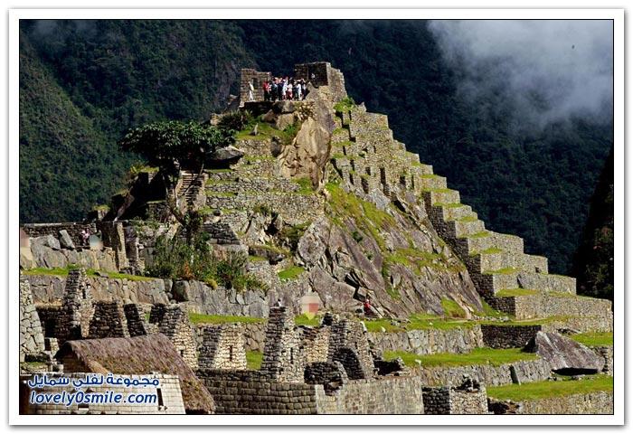 المدينة المفقودة مدينة ماتشو بيتشو لشعب الإنكا في البيرو Machu-Picchu-city-of-the-Inca-people-in-Peru-12