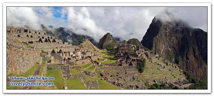 المدينة المفقودة مدينة ماتشو بيتشو لشعب الإنكا في البيرو Machu-Picchu-city-of-the-Inca-people-in-Peru-13
