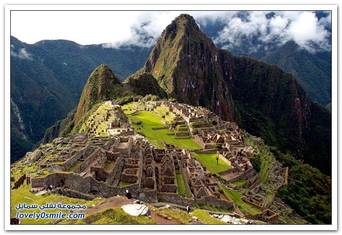 المدينة المفقودة مدينة ماتشو بيتشو لشعب الإنكا في البيرو Machu-Picchu-city-of-the-Inca-people-in-Peru-17