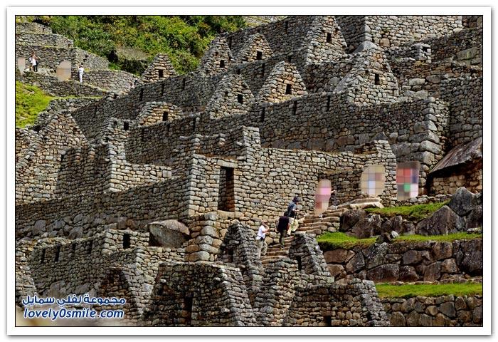 المدينة المفقودة مدينة ماتشو بيتشو لشعب الإنكا في البيرو Machu-Picchu-city-of-the-Inca-people-in-Peru-18