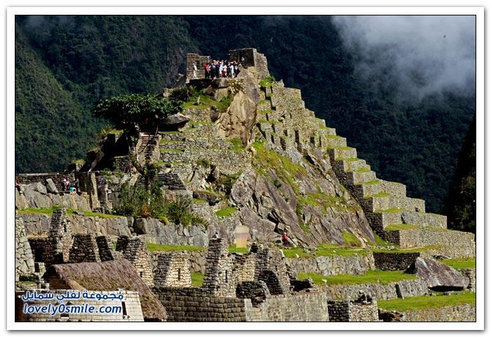 المدينة المفقودة مدينة ماتشو بيتشو لشعب الإنكا في البيرو Machu-Picchu-city-of-the-Inca-people-in-Peru-19