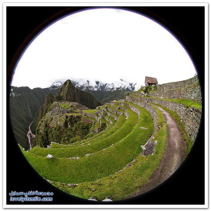 المدينة المفقودة مدينة ماتشو بيتشو لشعب الإنكا في البيرو Machu-Picchu-city-of-the-Inca-people-in-Peru-21