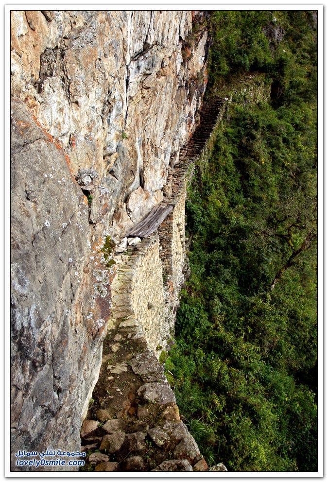 المدينة المفقودة مدينة ماتشو بيتشو لشعب الإنكا في البيرو Machu-Picchu-city-of-the-Inca-people-in-Peru-22