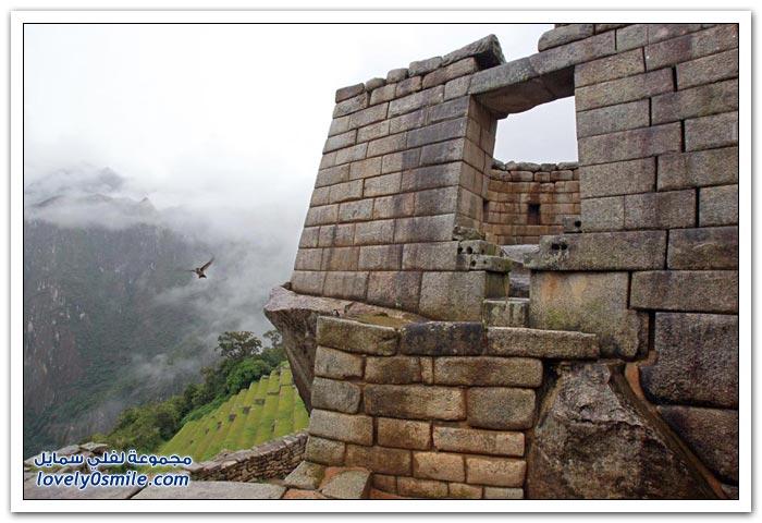 المدينة المفقودة مدينة ماتشو بيتشو لشعب الإنكا في البيرو Machu-Picchu-city-of-the-Inca-people-in-Peru-24