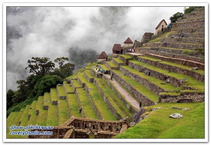 المدينة المفقودة مدينة ماتشو بيتشو لشعب الإنكا في البيرو Machu-Picchu-city-of-the-Inca-people-in-Peru-25