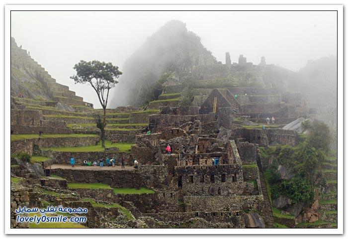 المدينة المفقودة مدينة ماتشو بيتشو لشعب الإنكا في البيرو Machu-Picchu-city-of-the-Inca-people-in-Peru-26