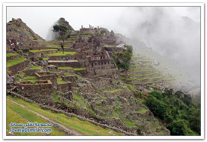 المدينة المفقودة مدينة ماتشو بيتشو لشعب الإنكا في البيرو Machu-Picchu-city-of-the-Inca-people-in-Peru-28