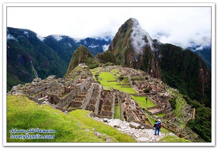 المدينة المفقودة مدينة ماتشو بيتشو لشعب الإنكا في البيرو Machu-Picchu-city-of-the-Inca-people-in-Peru-35