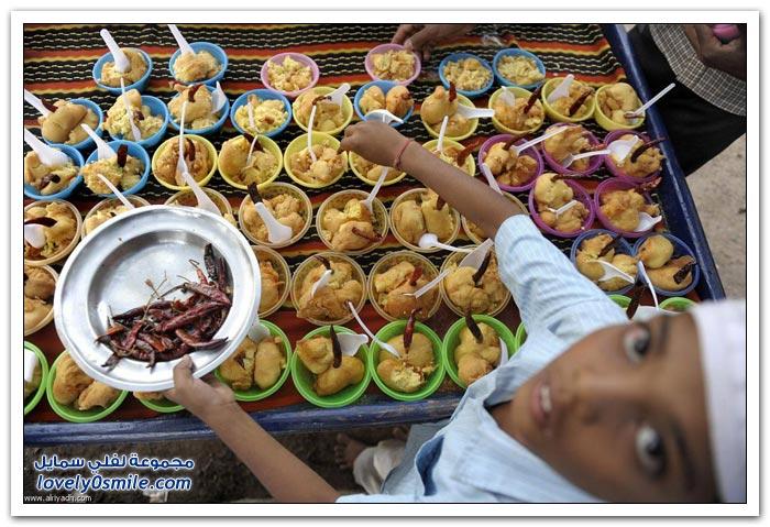 الفطور الجماعي في رمضان في بعض دول العالم Collective-breakfast-in-Ramadan-04