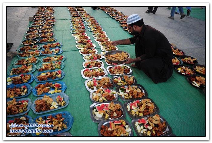 الفطور الجماعي في رمضان في بعض دول العالم Collective-breakfast-in-Ramadan-08