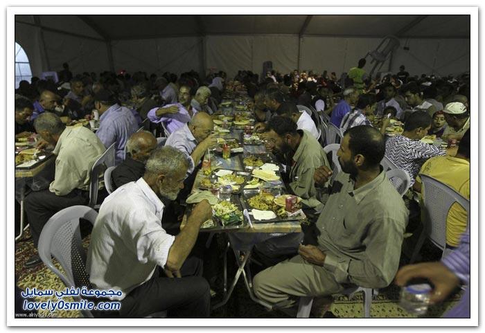 الفطور الجماعي في رمضان في بعض دول العالم Collective-breakfast-in-Ramadan-10