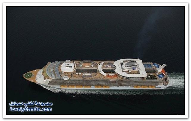 صور أكبر سفينة كروز بالعالم Photos-world-largest-cruise-ship-01