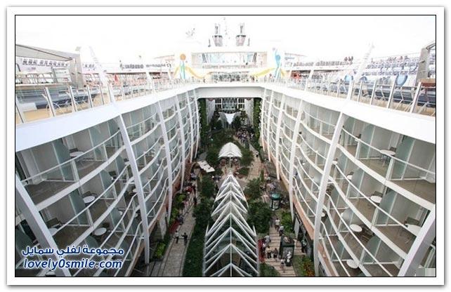 صور أكبر سفينة كروز بالعالم Photos-world-largest-cruise-ship-02