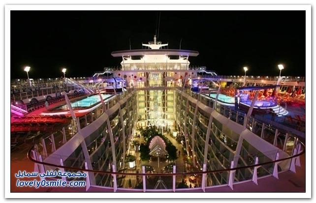 صور أكبر سفينة كروز بالعالم Photos-world-largest-cruise-ship-03