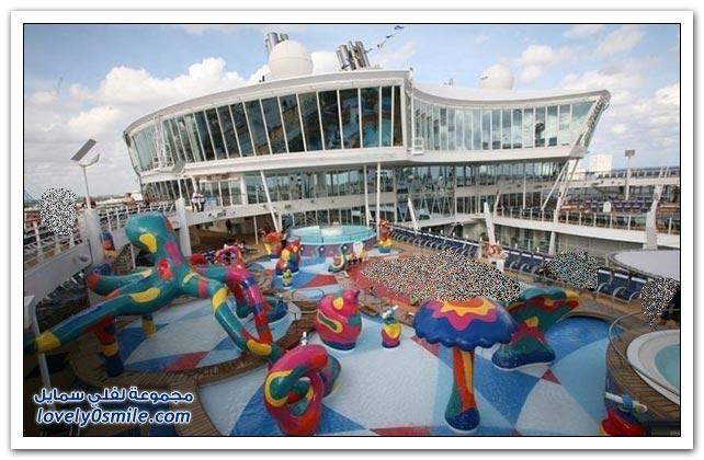 صور أكبر سفينة كروز بالعالم Photos-world-largest-cruise-ship-04