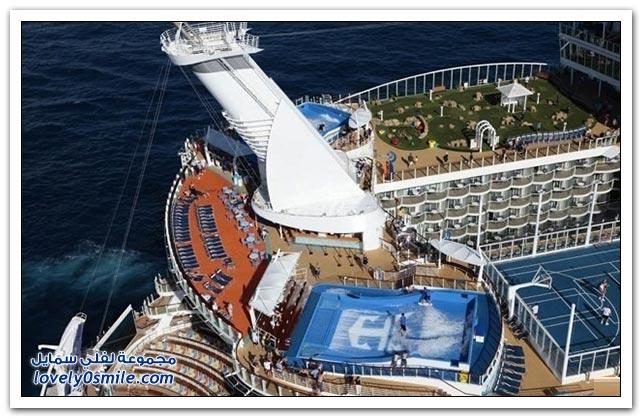 صور أكبر سفينة كروز بالعالم Photos-world-largest-cruise-ship-06