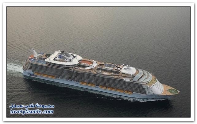 صور أكبر سفينة كروز بالعالم Photos-world-largest-cruise-ship-14