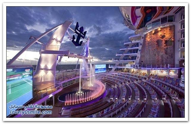 صور أكبر سفينة كروز بالعالم Photos-world-largest-cruise-ship-18
