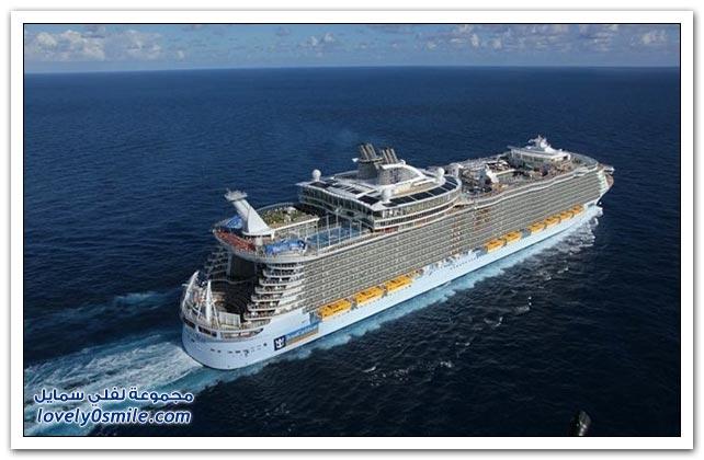 صور أكبر سفينة كروز بالعالم Photos-world-largest-cruise-ship-22