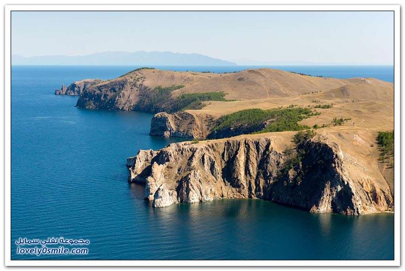 بايكال أعمق بحيرة في العالم Baikal-the-deepest-lake-in-the-world-01
