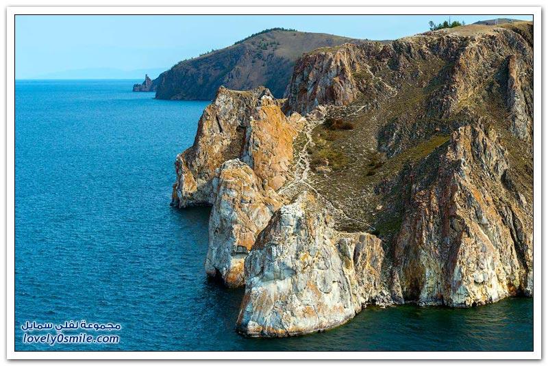 بايكال أعمق بحيرة في العالم Baikal-the-deepest-lake-in-the-world-11