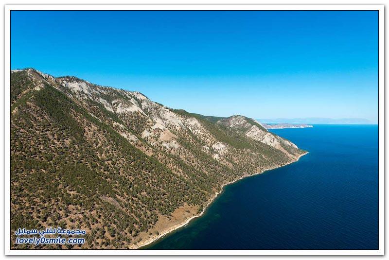 بايكال أعمق بحيرة في العالم Baikal-the-deepest-lake-in-the-world-15