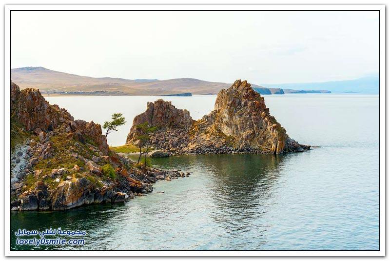 بايكال أعمق بحيرة في العالم Baikal-the-deepest-lake-in-the-world-17