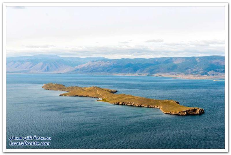 بايكال أعمق بحيرة في العالم Baikal-the-deepest-lake-in-the-world-22