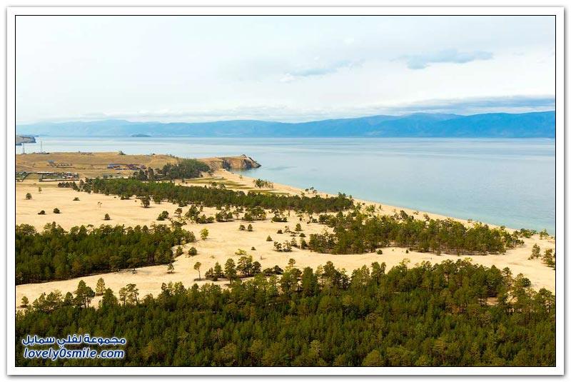 بايكال أعمق بحيرة في العالم Baikal-the-deepest-lake-in-the-world-26