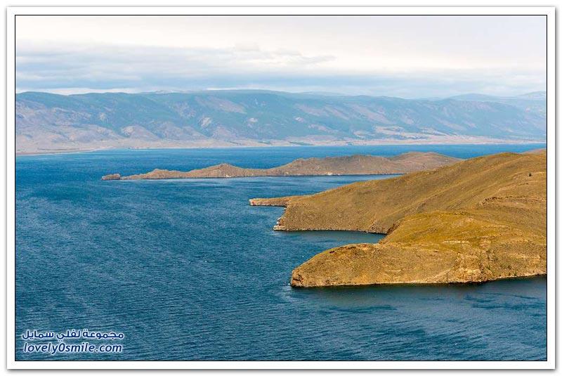 بايكال أعمق بحيرة في العالم Baikal-the-deepest-lake-in-the-world-33