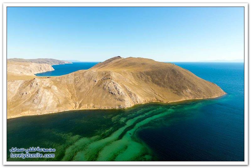بايكال أعمق بحيرة في العالم Baikal-the-deepest-lake-in-the-world-37
